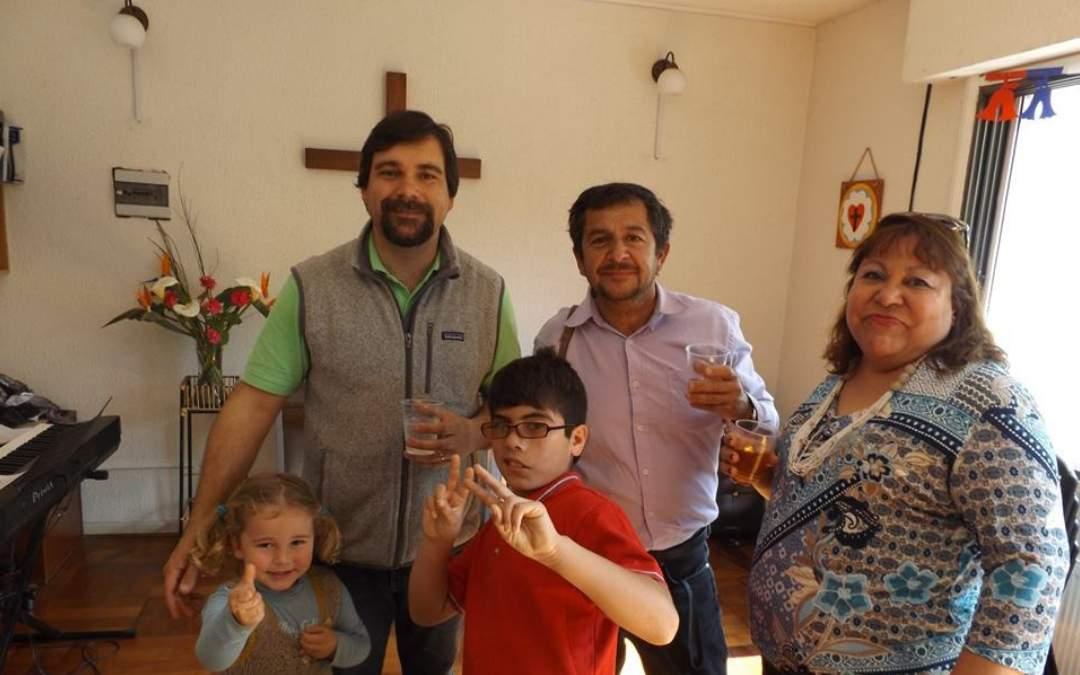 primer aniversario misión luterana providencia santiago de chile